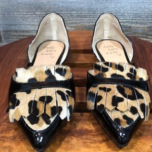 Banana Republic | Leopard Print Flats | 7M